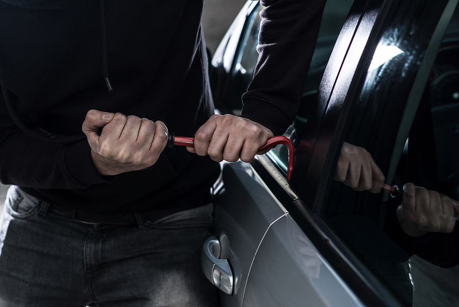 Theft on the Rise